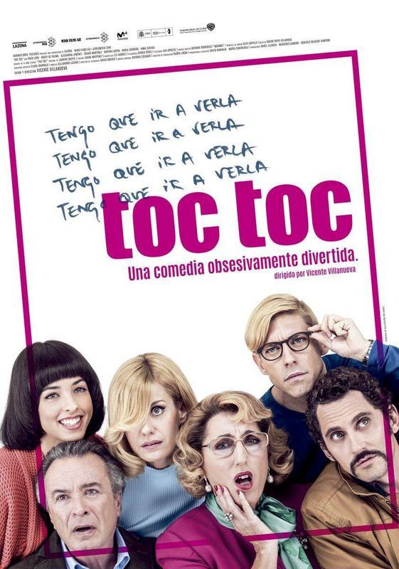 Toc Toc (2017) [Ver Online] [Descargar] [HD 1080p] [Castellano] [Comedia] Toc_toc-499619428-large