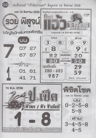 16 / 08 / 2558 MAGAZINE PAPER  Jaoporpakdang2_10