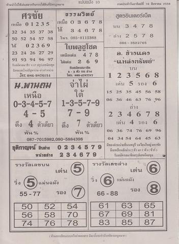 16 / 08 / 2558 MAGAZINE PAPER  - Page 3 Manchamang_10
