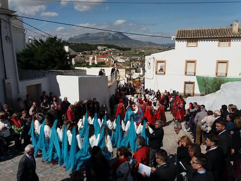 Fiestas de Moros y Cristianos Benamaurel 2017 18221556_1203743089734254_2765800116367759719_n
