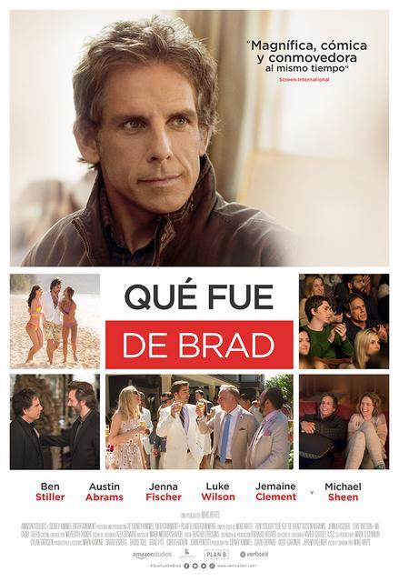 Qué fue de Brad (2017) [Ver Online] [Descargar] [HD 1080p] [Español - Ingles] Que-fue-de-_Brad