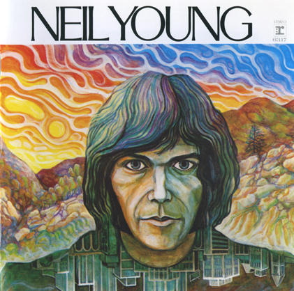 Neil Young - Neil Young (1968) [Album Completo] [Descargar] [Mp3] [Gratis] [Rock] Front