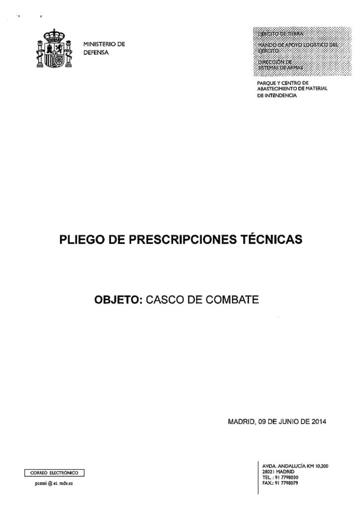 Noviembre de 2014 - Diciembre de 2016. Nuevo casco de combate para el Ejército español. Screenshot_254