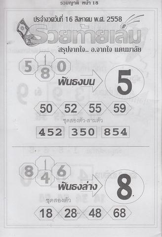 16 / 08 / 2558 MAGAZINE PAPER  - Page 3 Ruamyat_18