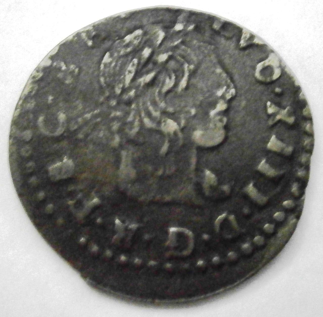 Luis XIII Sise de Gerona de 1642 Guerra dels Sagadors P1010016