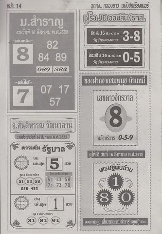 16 / 08 / 2558 MAGAZINE PAPER  - Page 2 Luketuangklongyao_14