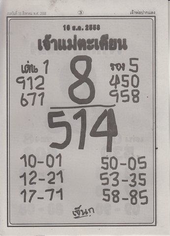 16 / 08 / 2558 MAGAZINE PAPER  Jaoporpakdang_3