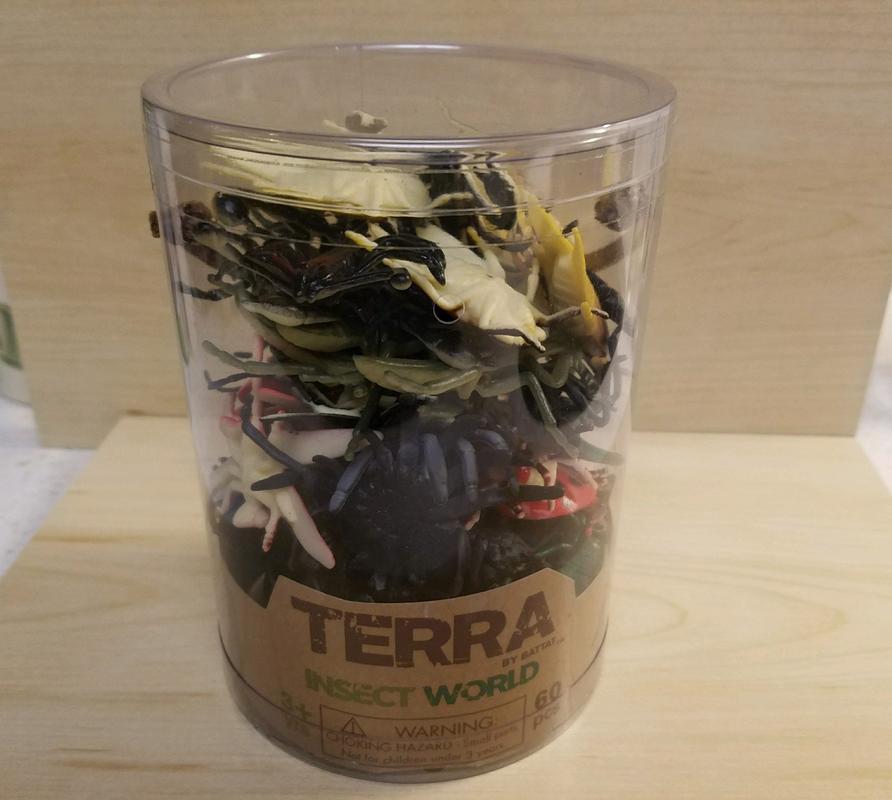 Insect World (Battat Terra) 20180110_173052