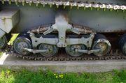 Немецкий легкий танк PzKpfw 35(t) (LT vz.35). Военный музей в замке Калемегдан, г.Белград SG201777