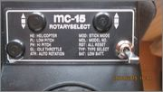 GRAUPNER MC-15 / 40MHz  MC_15_03