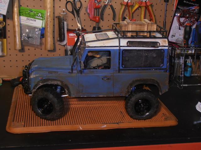 ARB - D90 MEX Chassis Axial Original  PB270108