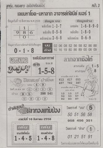 16 / 08 / 2558 MAGAZINE PAPER  - Page 2 Luketuangklongyao_3