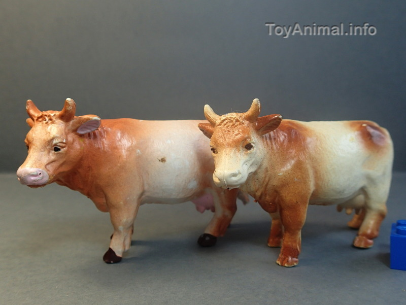 The small cattle from Bullyland :-) Bully62412_Spray_Var
