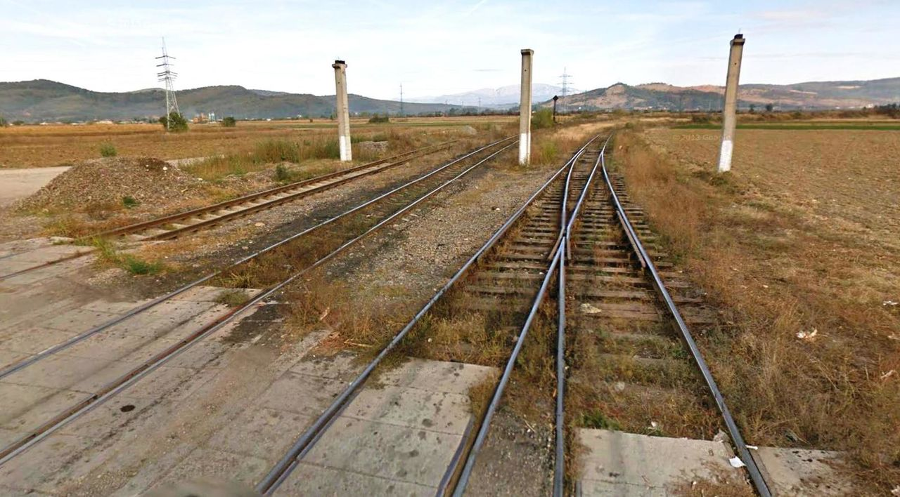 Linia industriala Antestatie CET Govora - Babeni Antestatie_Govora_2