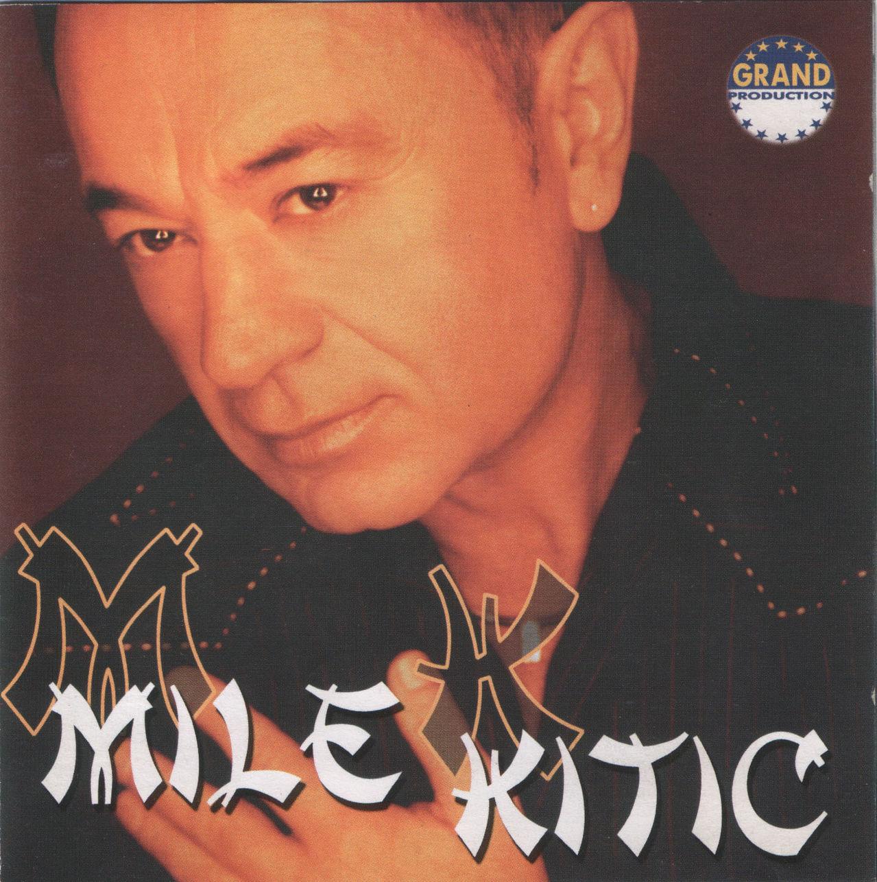 Mile Kitic 2001 - Plava ciganka Mile_Kitic_2001_Prednja