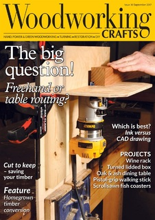Woodworking Crafts 30 (September 2017) Woodworking_Crafts_30