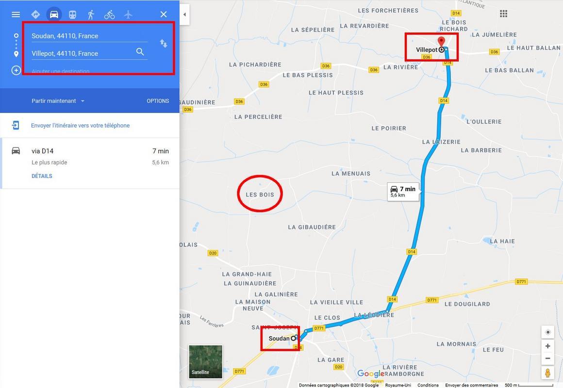 [résolu]Tracer un itinéraire, le sauver en KMZ [problème technique Google Earth] Question_trajet_2