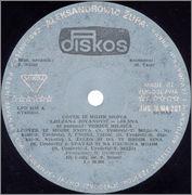 Ljiljana Jovanovic Likana - Diskografija  1986_va