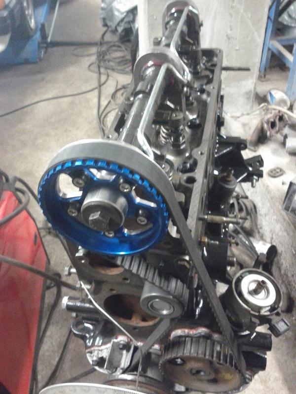 Joel - Ford Sierra 2,0 -88: Isbil goes turbo Update 2017-08-30 - Sida 4 128