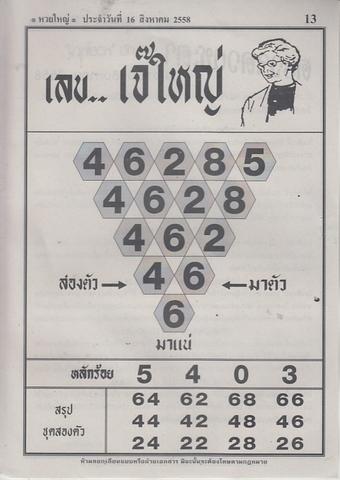 16 / 08 / 2558 MAGAZINE PAPER  Huayyai_13