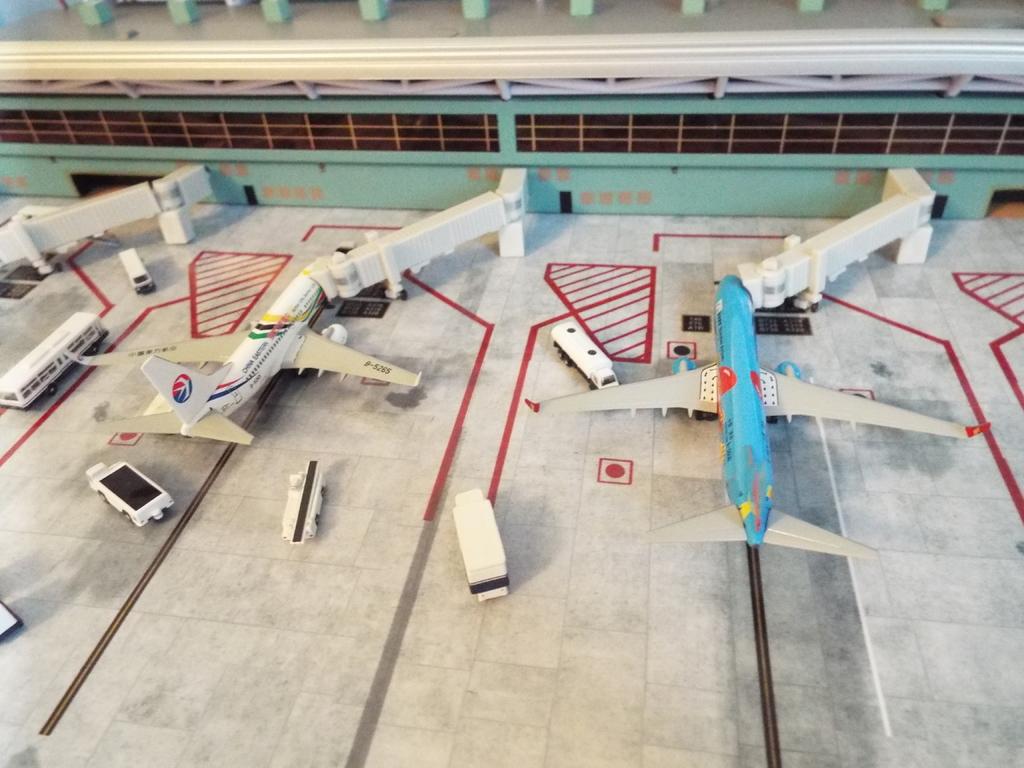 Aeroporturi in miniatura 1:400 - 1:500 DSCF5566