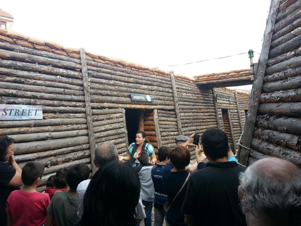 """Quedada casquera... Belorado, 04-X-14. Museo de Radiotransmisiones """"Inocencio Bocanegra"""" 20141004_124834"""