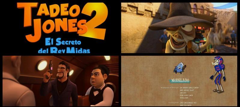 Tadeo Jones 2. El secreto del Rey Midas [Ver + Descargar] [HD 1080p] [Castellano] [RapidVideo] 771_FMLFSD7_ZB8_KSKNGPAE