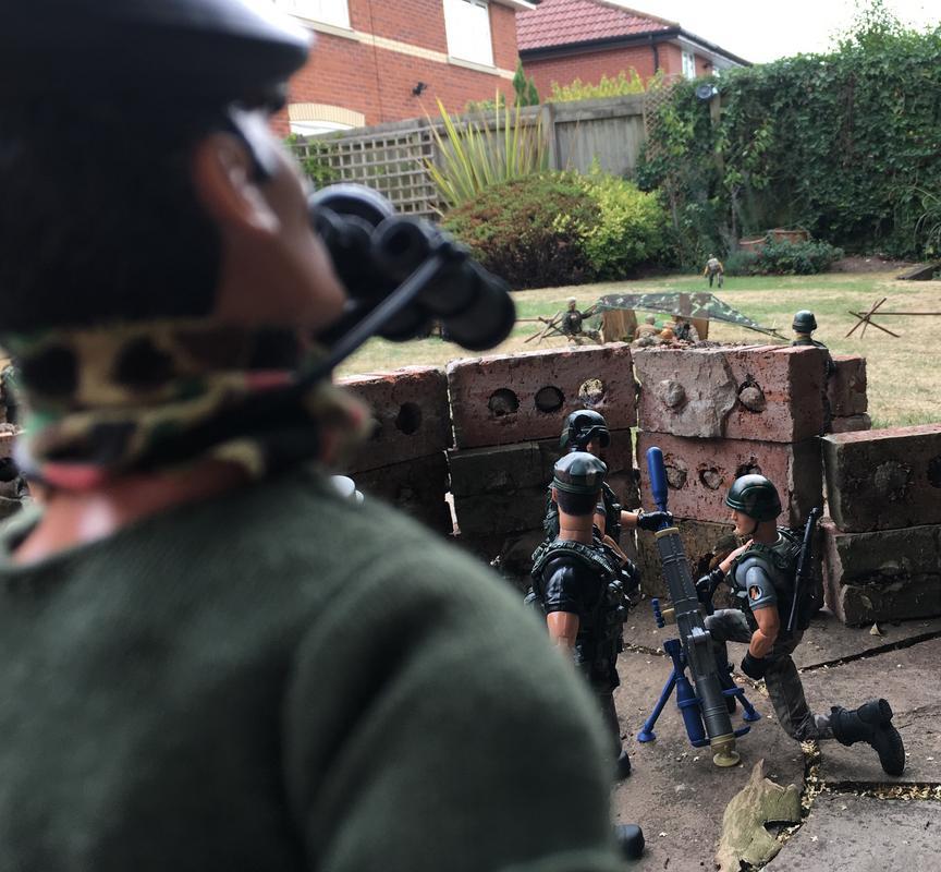 The Munrovians prepare their defenses..part 1. Fullsizeoutput_836
