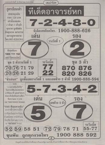 16 / 08 / 2558 MAGAZINE PAPER  - Page 2 Leknamchoke_4