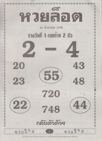 16 / 08 / 2558 MAGAZINE PAPER  Huaylott_4