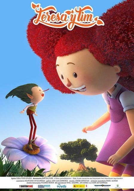 Teresa y Tim (2016) [Ver Online] [Descargar] [Hd 720p] [Castellano] [Animación] Teresa_eta_galtzagorri-917657265-large