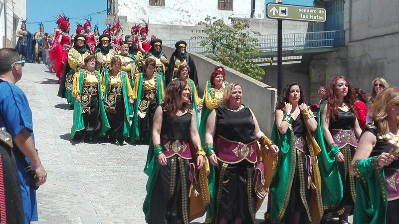 Fiestas de Moros y Cristianos Benamaurel 2017 97162d62-d155-403d-9b3c-ce3cd2d3e881