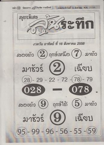 16 / 08 / 2558 MAGAZINE PAPER  - Page 2 Lunratuke_16