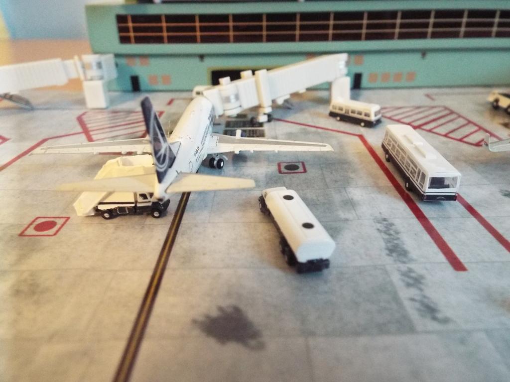 Aeroporturi in miniatura 1:400 - 1:500 DSCF5570