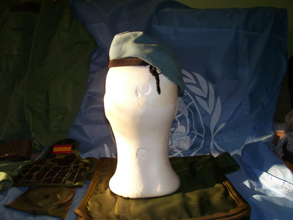 Prendas de cabeza de Naciones Unidas. 2009_Libano_RGG_003
