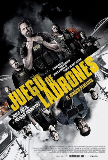 Juego de ladrones. El atraco perfecto (2018) [1080p] [Español-Inglés] [Thriller] Den_of_thieves-103761073-large