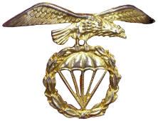 casco - Casco Mº M-I USA Paracaidista - BRIPAC Emblpard