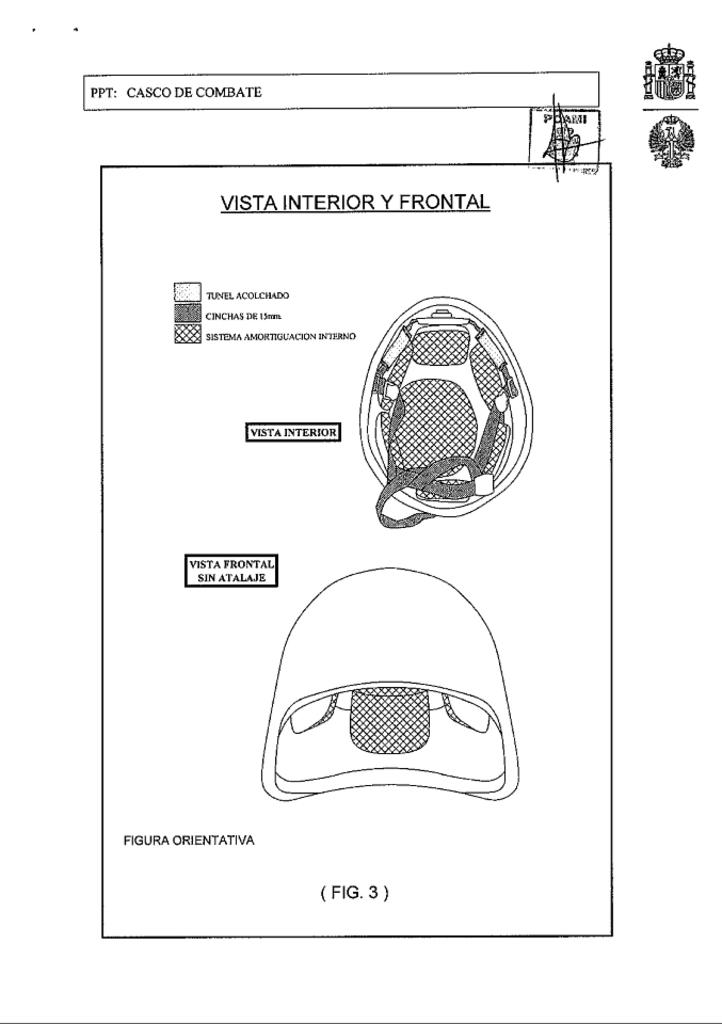 Noviembre de 2014 - Diciembre de 2016. Nuevo casco de combate para el Ejército español. Screenshot_260