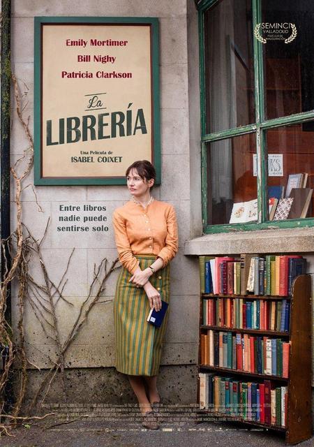 La librería (2017) [Ver Online] [Descargar] [HD 1080p] [Español-Inglés] [Drama] The_bookshop_la_libreria-100325491-large