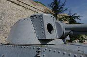 Немецкий легкий танк PzKpfw 35(t) (LT vz.35). Военный музей в замке Калемегдан, г.Белград SG201790