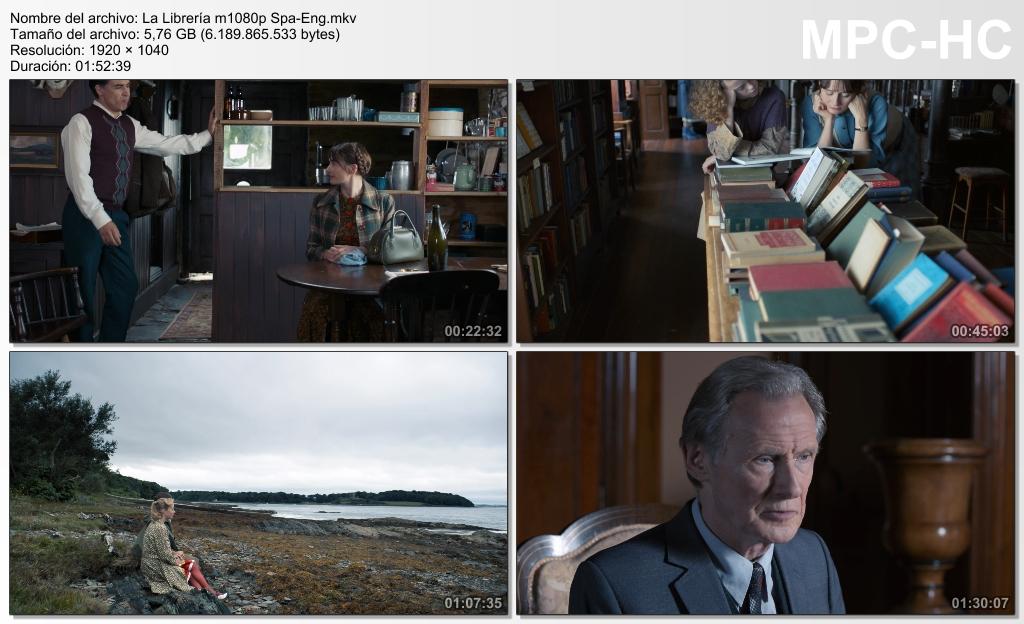 La librería (2017) [Ver Online] [Descargar] [HD 1080p] [Español-Inglés] [Drama] La_Librer_a_m1080p_Spa-_Eng.mkv_thumbs