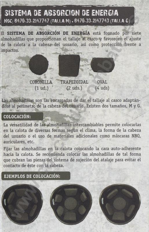 casco - 2017 - MANUAL DE USO del casco COBAT-01 COBAT-01_2017_Folleto_Marca_De_Aguajpg_Page3