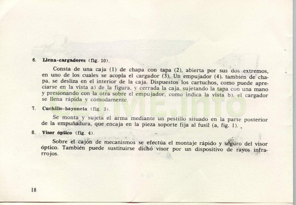 "Manual CETME C ""Santa Bárbara"" 1º Modelo. Manual_p18"