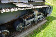 Немецкий легкий танк PzKpfw 35(t) (LT vz.35). Военный музей в замке Калемегдан, г.Белград SG201775