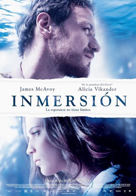 Inmersión (2017) [Ver Online] [Descargar] [Torrent] [HD 1080p] [Spa-Eng] [Drama] Submergence-566581082-large