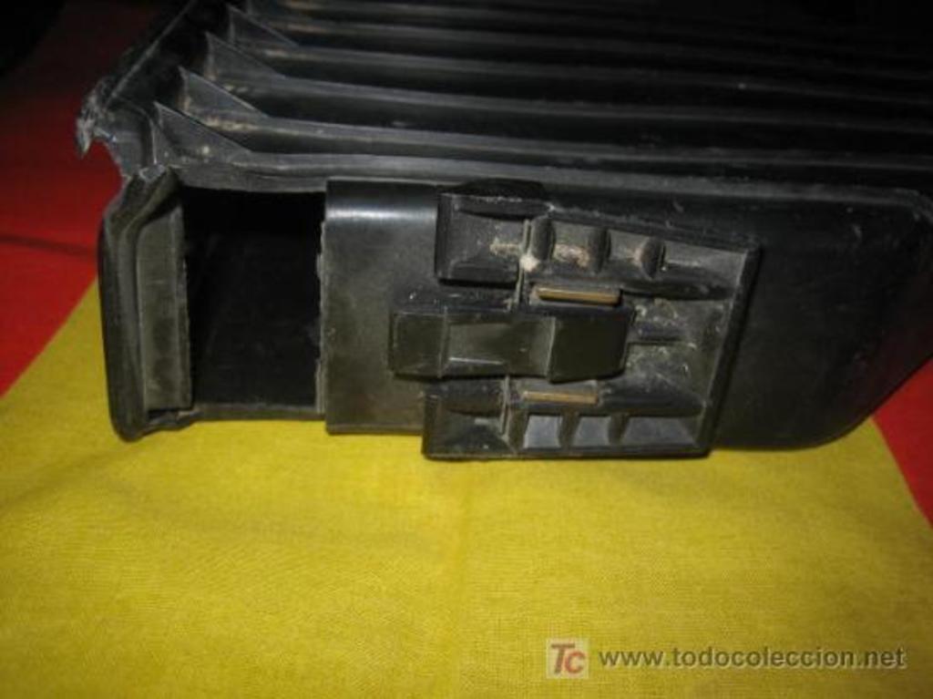 Cargador de plástico para munición de fogueo Minimi/M249. ¿Posible uso en la AMELI? 7228133_1543116