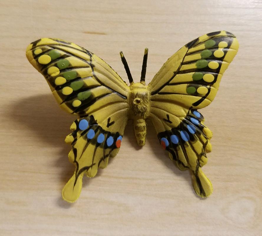 Butterflies on Strings (Bullyland) 20170814_151358