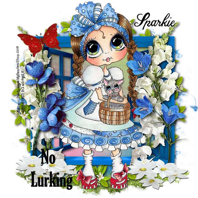 Lurking Or Not Lurking No_lurkin