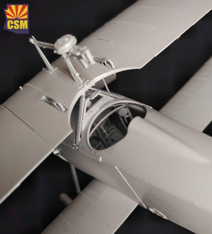 Nieuport 17 1/32 Copper State Models: les pochoirs 40371013_2199505337004880_5882277287503593472_n
