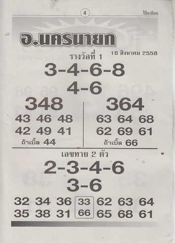 16 / 08 / 2558 MAGAZINE PAPER  - Page 3 Poiziane_4